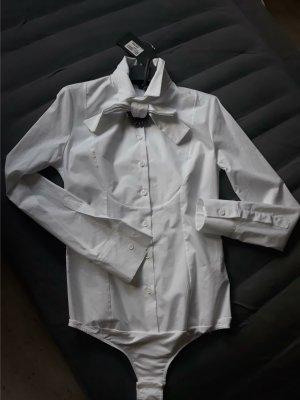 Babylon Body koszulowe biały Bawełna