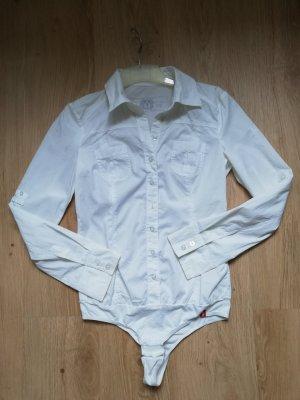 Esprit Bodysuit Blouse white