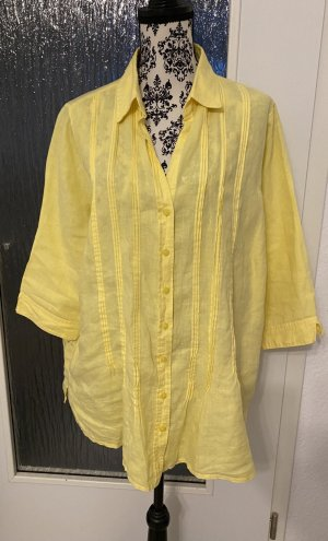 Canda Camisa de manga corta amarillo