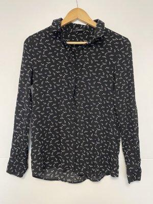 Blusenhemd mit Blumenmuster von OPUS