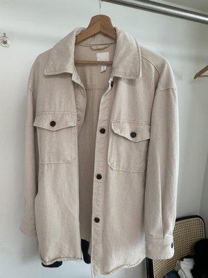 Blusenjacke aus Baumwolle
