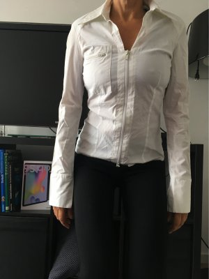 Promod Colletto camicia bianco