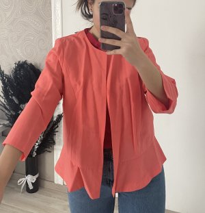 Blouse Jacket bright red