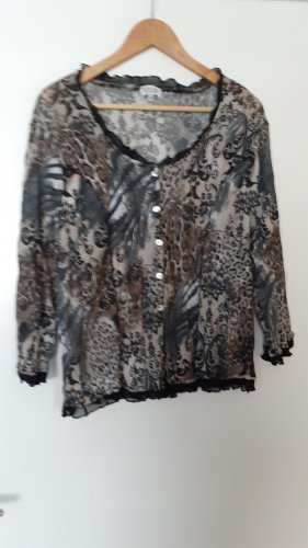 Gina Laura Blouse Jacket multicolored