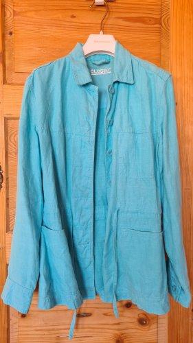 Blusenjacke von CLOSED aus Leinen