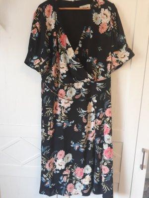 Blusenkleid 44 Blumenmuster