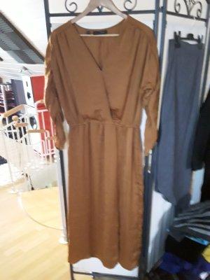 BODY FLIRT Blouse Dress ocher