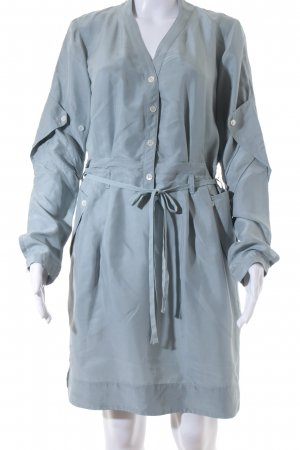 Blusenkleid blassblau Elegant
