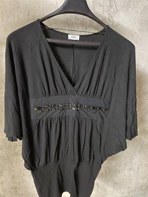 b.p.c. Bonprix Collection Camicia lunga nero