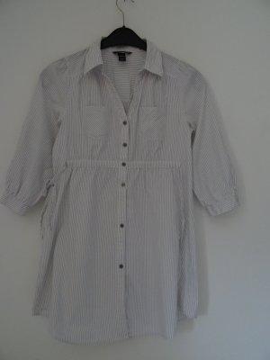 Blusenkleid gestreift H&M