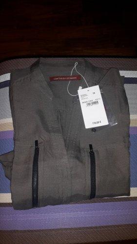 Comptoir des Cotonniers Blouse Dress khaki