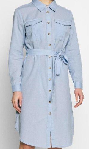 Blusenkleid Hellblau von JDY