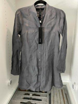 Blusenkleid Hemdkleid stoffkleid