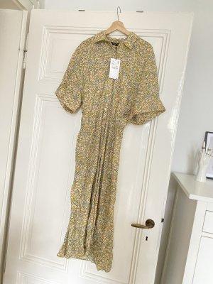 Blusenkleid im Vintagelook