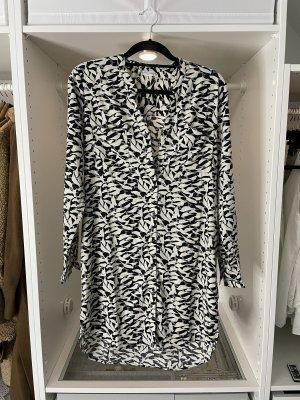 Blusenkleid, leichtes Kleid, Lange Bluse
