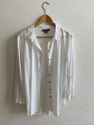 Blusenkleid oder lange Bluse