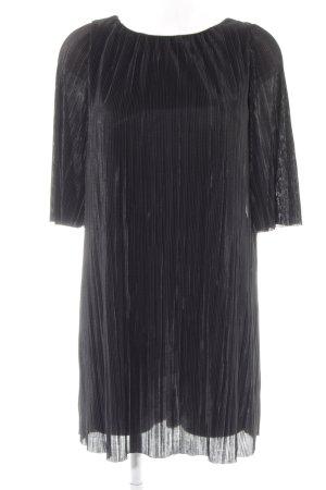 Blusenkleid schwarz Elegant