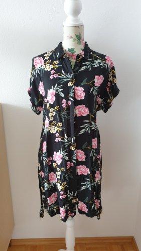 Blusenkleid, Tropical, Sommer, Hemdkleid von Vero Moda