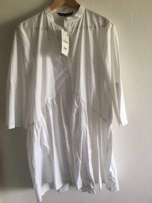 Blusenkleid weiß
