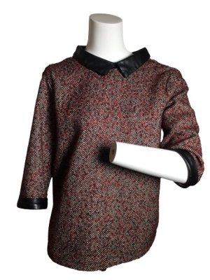 Suncoo Cols de blouses multicolore