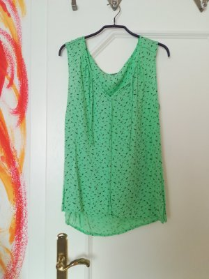 17&co Blouse Top pale green-mint