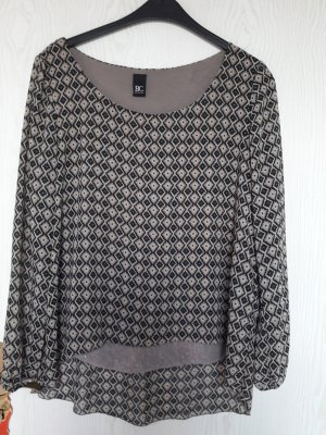 BC Long Shirt black-beige