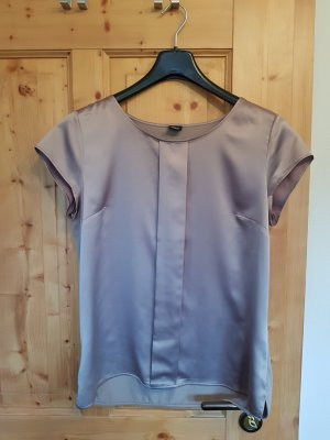 s.Oliver Blouse taupe viscose