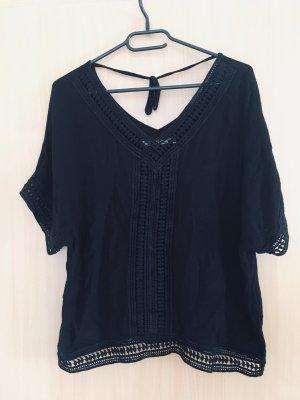 Sfera Blusa kimono nero