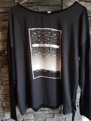 Comma Blouse Shirt black