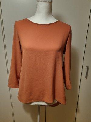 Sublevel Blouse Shirt apricot-salmon