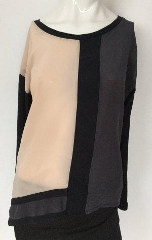 Blusenshirt aus Seide/ Baumwolle  von Rich&Royal, Gr S