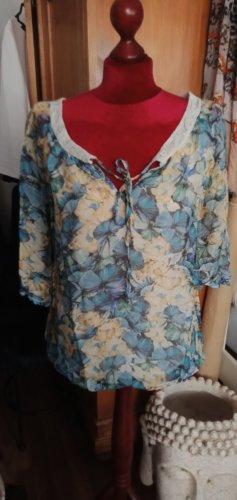 Blusenshirt Bluse T-Shirt Tunika Cartoon M/L