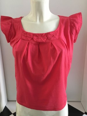 Comptoir des Cotonniers T-Shirt neon red