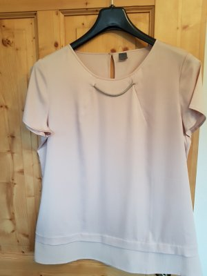 s.Oliver Black Label Blouse Shirt cream viscose