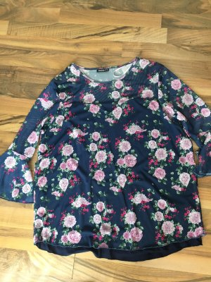 Janina Shirt Tunic black-rose-gold-coloured
