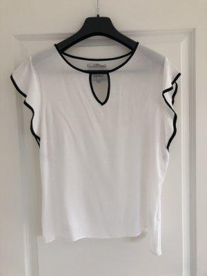 Apricot Bluzka o kroju koszulki biały-czarny