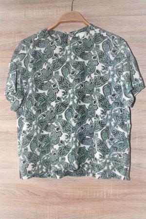 Blusenshirt mit Blumenprint von H&M gr.36 NEU!