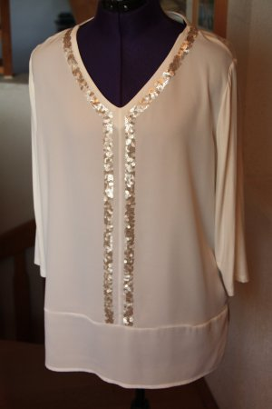 Woman by Tchibo Slip-over Blouse natural white