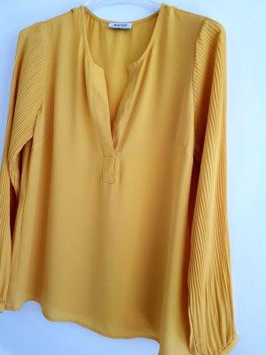 Malvin Blusa a tunica oro-giallo