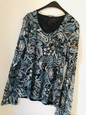 Street One Long Sleeve Blouse multicolored