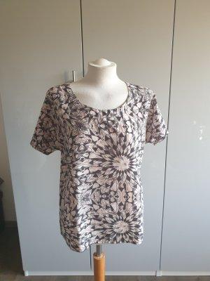 Vero Moda Zijden blouse veelkleurig