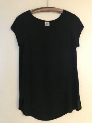 Blusenshirt Vero Moda schwarz Gr. XS