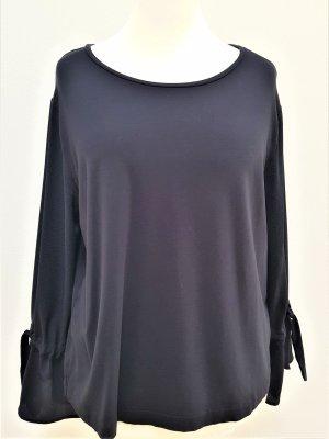 Betty & Co Slip-over blouse donkerblauw