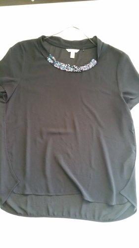 Blusenshirt von Esprit in schwarz, Größe S/38