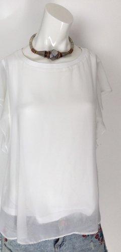Blusenshirt von Zara Woman Gr L