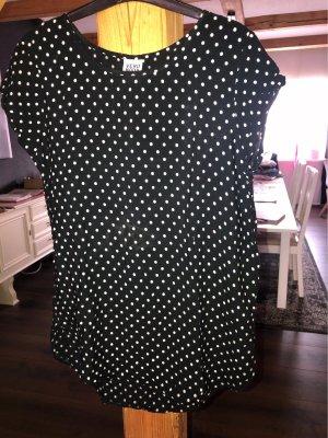 Vero Moda Blouse topje zwart-wit