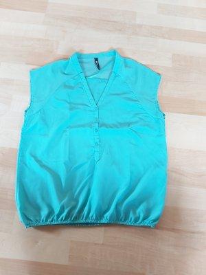 Flame Camisa de mujer turquesa-verde claro