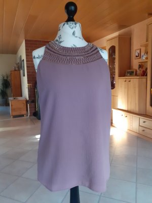 Comma Blouse topje taupe