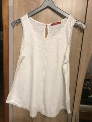 s.Oliver Blouse topje wolwit