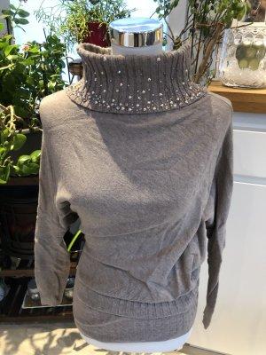 Blazer in lana grigio